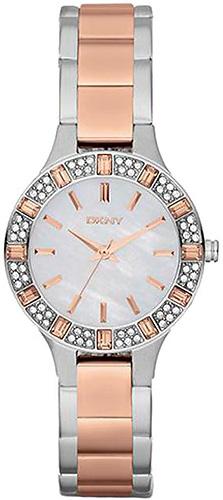 Zegarek damski DKNY bransoleta NY8812 - duże 1