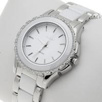 Zegarek damski DKNY bransoleta NY8818 - duże 2