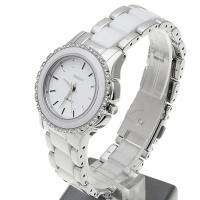 Zegarek damski DKNY bransoleta NY8818 - duże 3