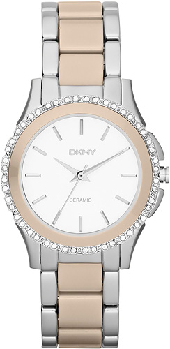 NY8820 - zegarek damski - duże 3