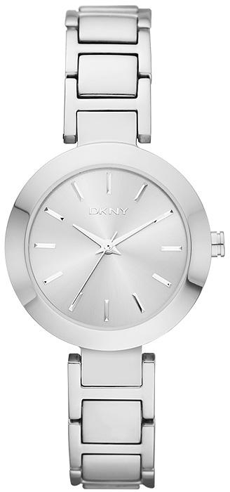 Zegarek damski DKNY bransoleta NY8831 - duże 1