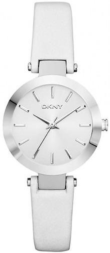 Zegarek damski DKNY pasek NY8834 - duże 1
