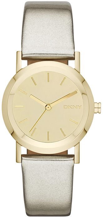 Zegarek damski DKNY pasek NY8858 - duże 1
