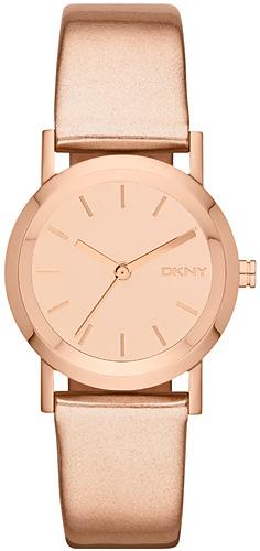 Zegarek damski DKNY pasek NY8859 - duże 1