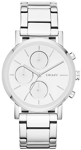 Zegarek damski DKNY bransoleta NY8860 - duże 1