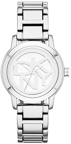 Zegarek damski DKNY bransoleta NY8875 - duże 1