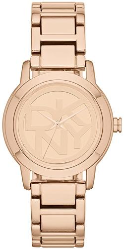 Zegarek damski DKNY bransoleta NY8877 - duże 1