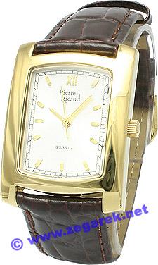 Zegarek męski Pierre Ricaud pasek P1001.1263 - duże 1