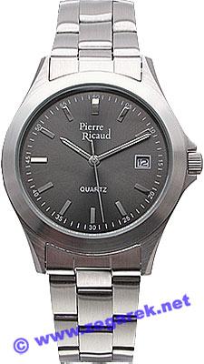 Zegarek męski Pierre Ricaud bransoleta P1101.5116 - duże 1