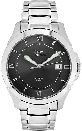 Zegarek Pierre Ricaud P15393.5166Q - duże 1