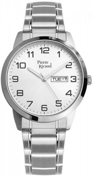 Zegarek Pierre Ricaud - męski  - duże 3