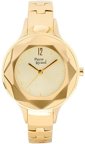 Zegarek damski Pierre Ricaud bransoleta P21026.1171Q - duże 1