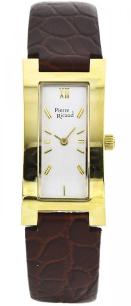Zegarek damski Pierre Ricaud pasek P21030.1263Q - duże 3