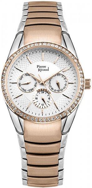 P21032.R113QFZ - zegarek damski - duże 3
