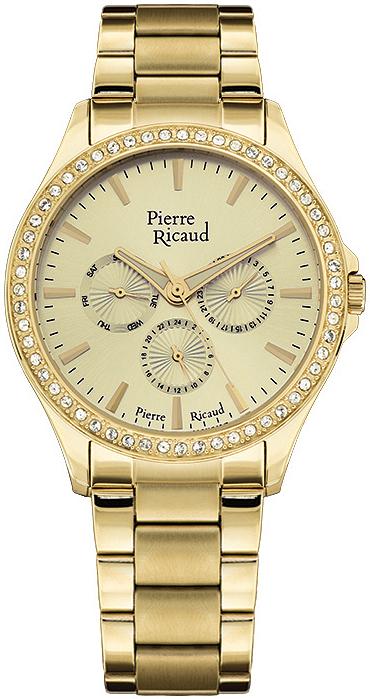 Zegarek Pierre Ricaud P21047.1111QFZ - duże 1