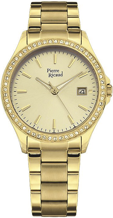 Zegarek Pierre Ricaud P21047.1111QZ - duże 1