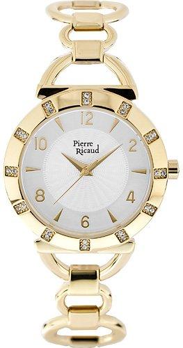 Zegarek damski Pierre Ricaud bransoleta P21052.1153QZ - duże 1