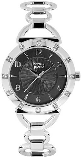 Zegarek damski Pierre Ricaud bransoleta P21052.5154QZ - duże 1