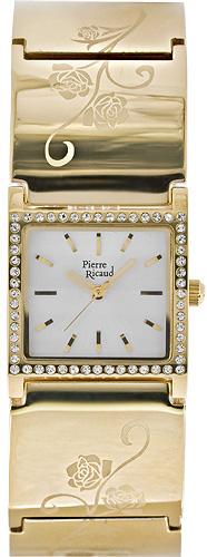 Zegarek damski Pierre Ricaud bransoleta P21054F.1113QZ - duże 1