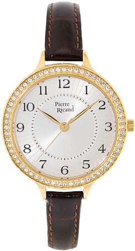 Zegarek damski Pierre Ricaud pasek P21060.1223QZ - duże 1