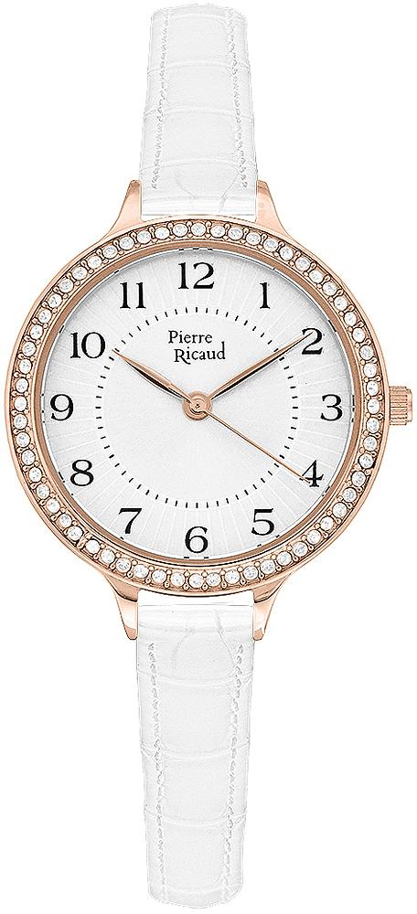 Zegarek damski Pierre Ricaud pasek P21060.9223QZ - duże 1