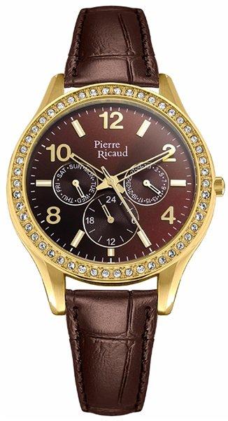 Zegarek Pierre Ricaud P21069.1B5GQFZ - duże 1