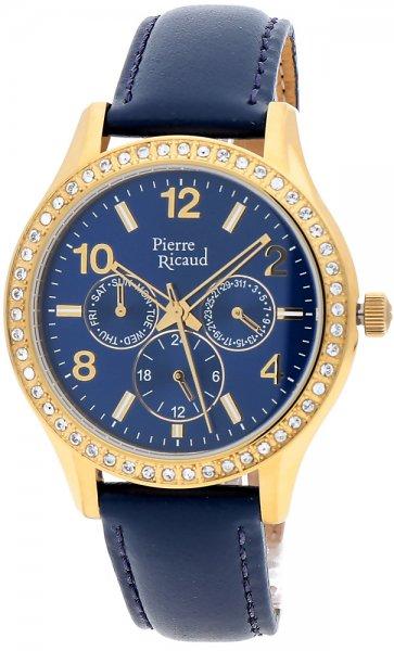 Zegarek Pierre Ricaud P21069.1N55QFZ - duże 1
