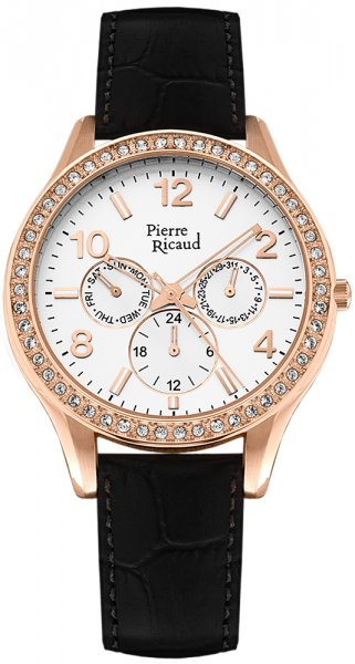 Zegarek Pierre Ricaud P21069.9253QFZ - duże 1