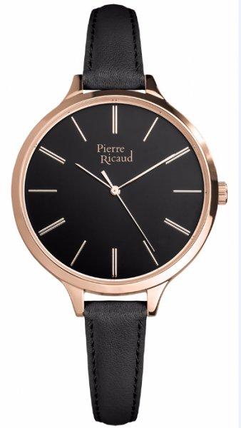 Zegarek damski Pierre Ricaud pasek P22002.9214Q - duże 1