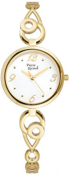 Zegarek damski Pierre Ricaud bransoleta P22008.1173Q - duże 1
