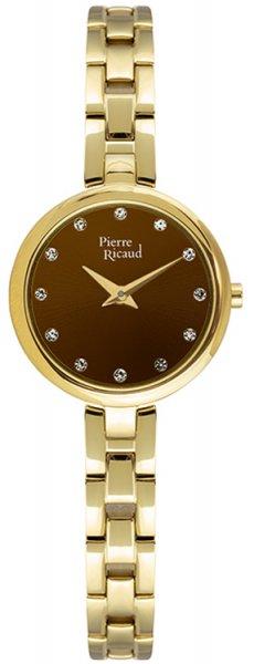 Zegarek damski Pierre Ricaud bransoleta P22013.114GQ - duże 1