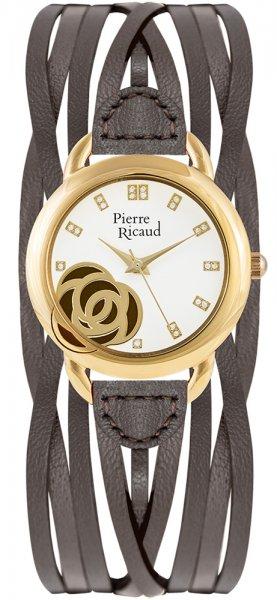 Zegarek damski Pierre Ricaud pasek P22017.1213Q - duże 1
