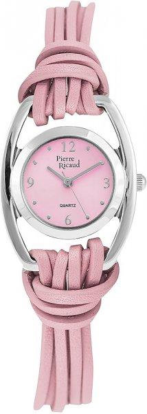 Zegarek Pierre Ricaud P22019.5678Q - duże 1