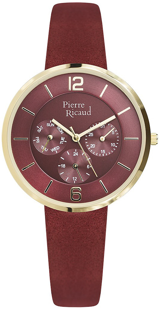 Zegarek Pierre Ricaud P22023.105XQF - duże 1