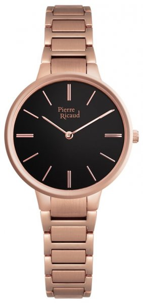 Zegarek damski Pierre Ricaud bransoleta P22034.9114Q - duże 1