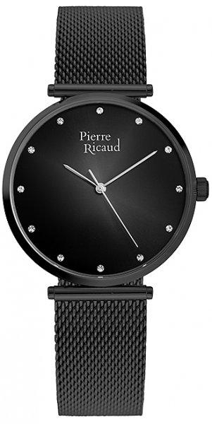 Zegarek damski Pierre Ricaud bransoleta P22035.B144Q - duże 1