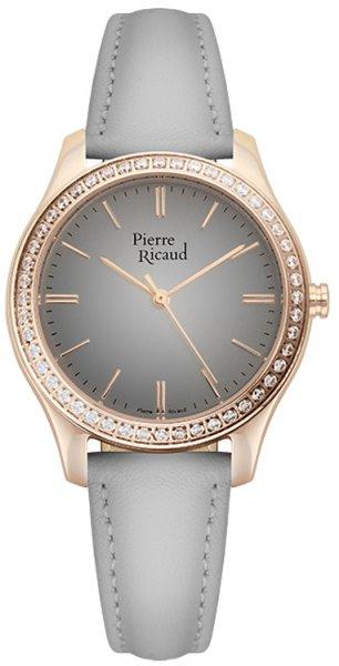 P22053.9GR7Q - zegarek damski - duże 3