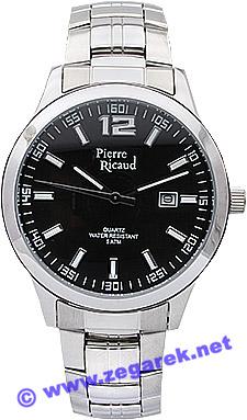 Zegarek męski Pierre Ricaud bransoleta P22744.5154 - duże 1
