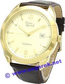 Zegarek męski Pierre Ricaud pasek P23162.1261 - duże 1