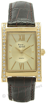 Zegarek Pierre Ricaud P30010.1261QZ - duże 1