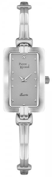 Zegarek damski Pierre Ricaud bransoleta P4095.5147QZ - duże 1