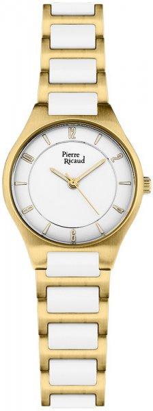 Zegarek damski Pierre Ricaud bransoleta P51064.D153Q - duże 1