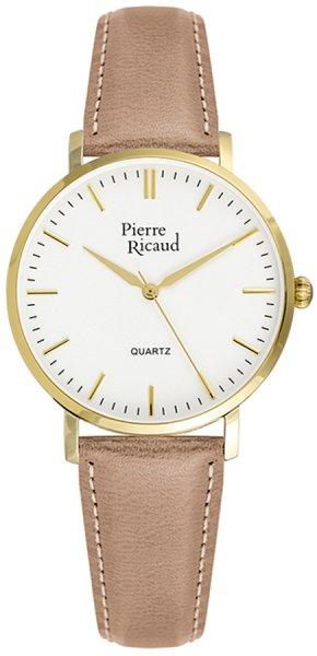 Zegarek damski Pierre Ricaud pasek P51074.1V13Q - duże 1