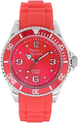 Zegarek damski Pierre Ricaud pasek P53100.527YQ - duże 1