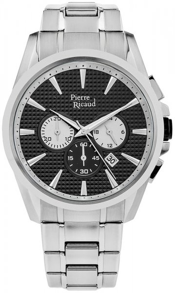Zegarek Pierre Ricaud P60017.5114CH - duże 1