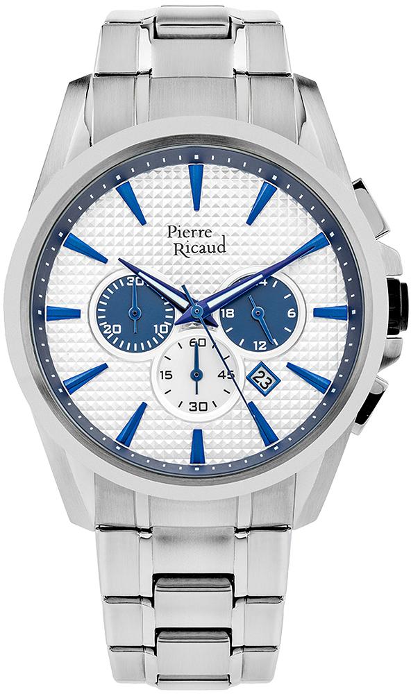 P60017.51B3CH - zegarek męski - duże 3