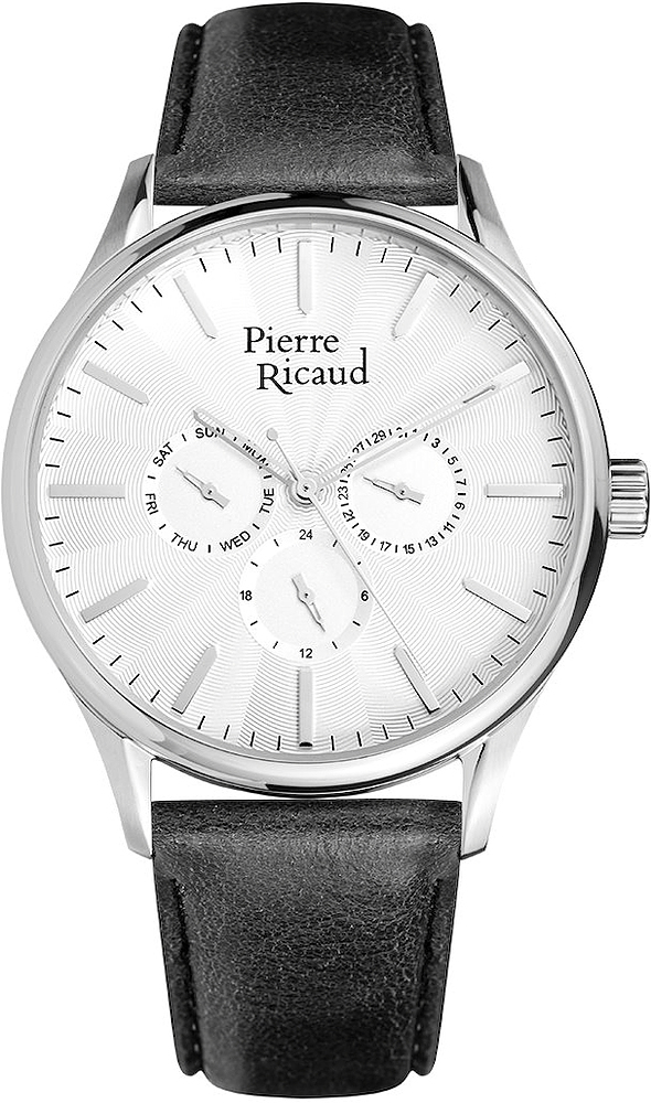 Zegarek Pierre Ricaud P60020.5213QF - duże 1