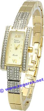 Zegarek damski Pierre Ricaud bransoleta P6193.1181Z - duże 1