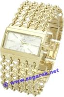 Zegarek damski Pierre Ricaud bransoleta P6195.1113 - duże 1