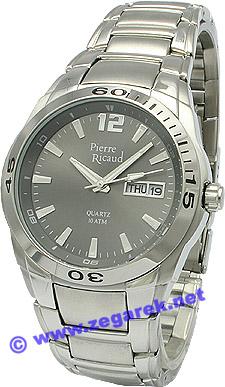 Zegarek Pierre Ricaud P7652.5156 - duże 1